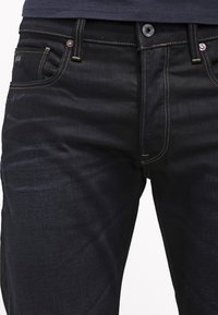 G-Star - 3301 STRAIGHT - Vaqueros rectos - hydrite denim - 4