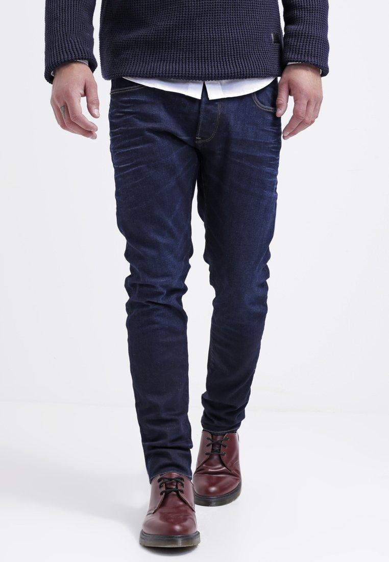 G-Star - 3301 SLIM - Slim fit jeans - hydrite blue stretch
