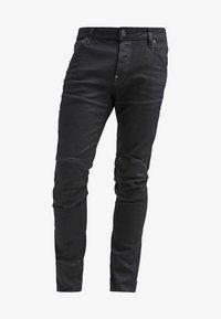 G-Star - 5620 3D SLIM - Jean slim - black pintt stretch denim - 7