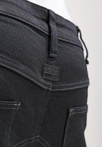 G-Star - 5620 3D SLIM - Jean slim - black pintt stretch denim - 6