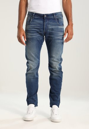 ARC 3D SLIM - Slim fit -farkut - firro denim