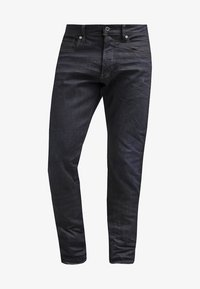 G-Star - 3301 TAPERED - Jeans fuselé - dark-blue denim - 5