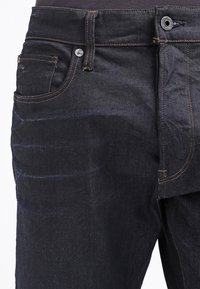 G-Star - 3301 TAPERED - Jeans fuselé - dark-blue denim - 3