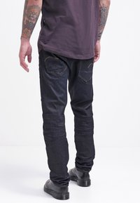 G-Star - 3301 TAPERED - Jeans fuselé - dark-blue denim - 2