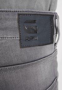 G-Star - REVEND - Jeans Skinny Fit - slander grey superstech - 4