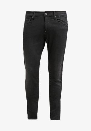 REVEND SKINNY - Jeans Skinny Fit - slander black supers