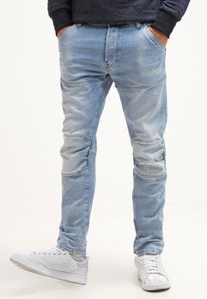 5620-Z 3D SLIM - Jeansy Slim Fit - nippon stretch denim
