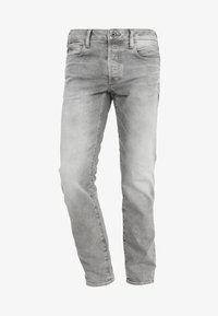 kamden grey stretch denim light aged