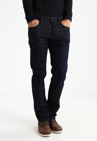 G-Star - 3301 LOOSE - Jeans Relaxed Fit - visor denim - 0