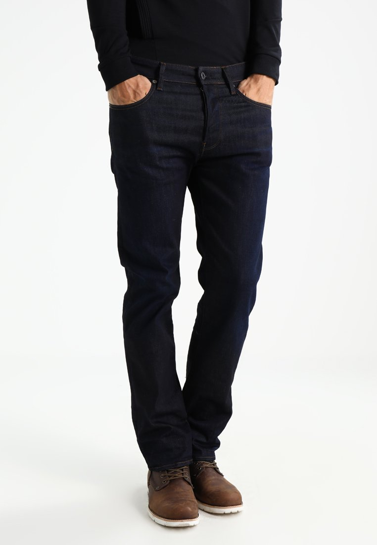G-Star - 3301 LOOSE - Relaxed fit jeans - visor denim