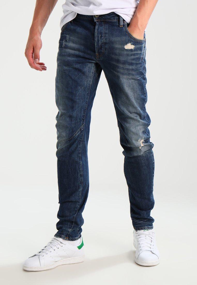 G-Star - ARC 3D SLIM - Slim fit jeans - hadron stretch denim