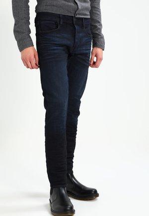 3301 DECONSTRUCTED SLIM - Slim fit jeans - dark blue