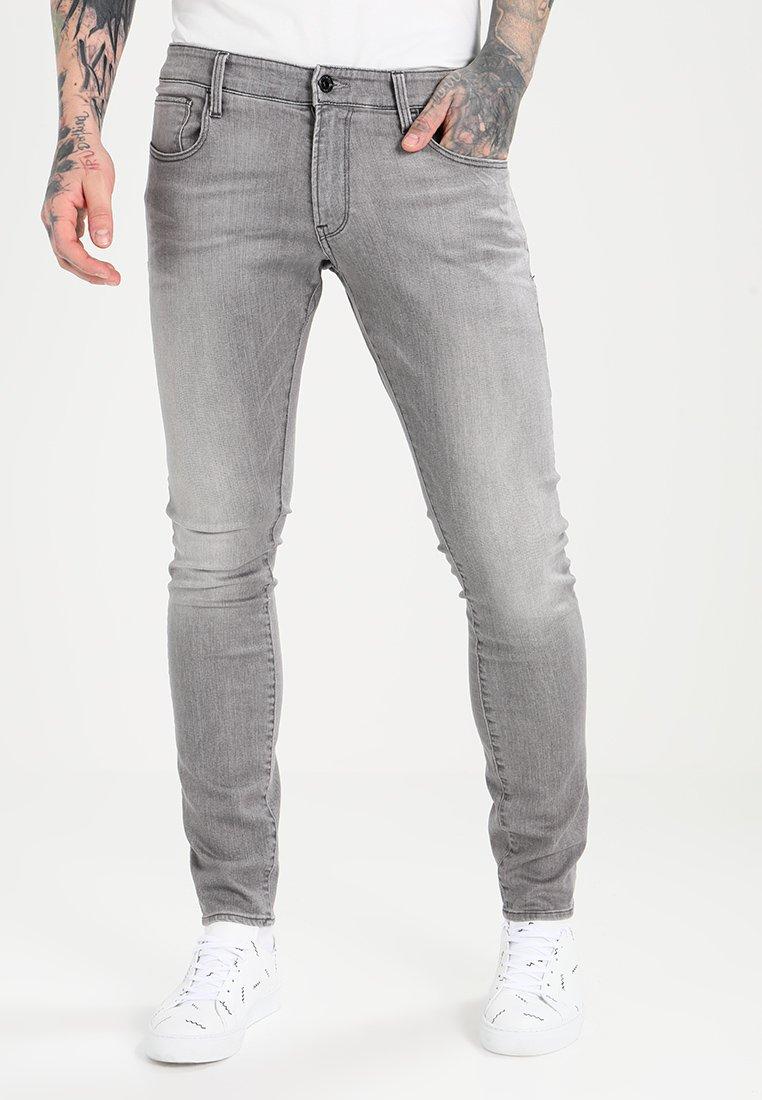 G-Star - 3301 DECONSTRUCTED SUPER SLIM - Jeans Skinny Fit - medium aged