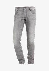 G-Star - 3301 DECONSTRUCTED SUPER SLIM - Jeans Skinny Fit - medium aged - 5