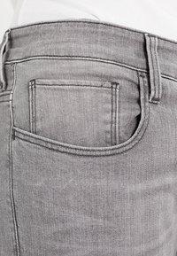 G-Star - 3301 DECONSTRUCTED SUPER SLIM - Jeans Skinny Fit - medium aged - 3