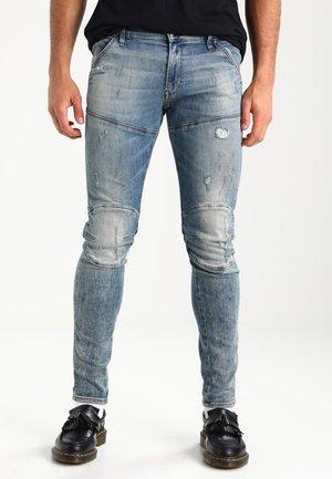 5620 3D SUPER SLIM - Jeans Skinny - lor superstretch