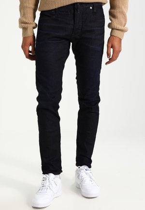 D-STAQ 5-PKT SLIM - Džíny Slim Fit - dark aged
