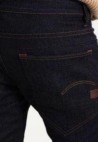 G-Star - D-STAQ 5-PKT SLIM - Slim fit jeans - dark aged - 4