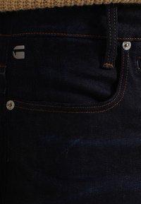 G-Star - D-STAQ 5-PKT SLIM - Slim fit jeans - dark aged - 3