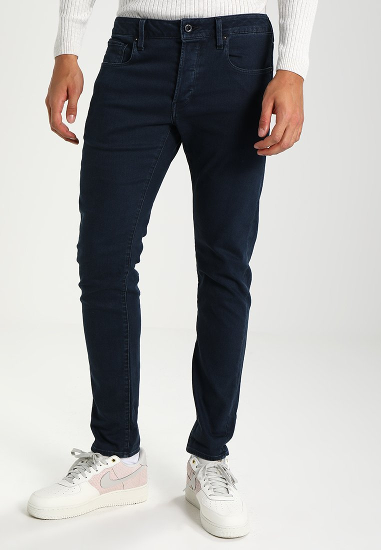 G-Star - 3301 SLIM COJ - Slim fit jeans - inza stretch denim