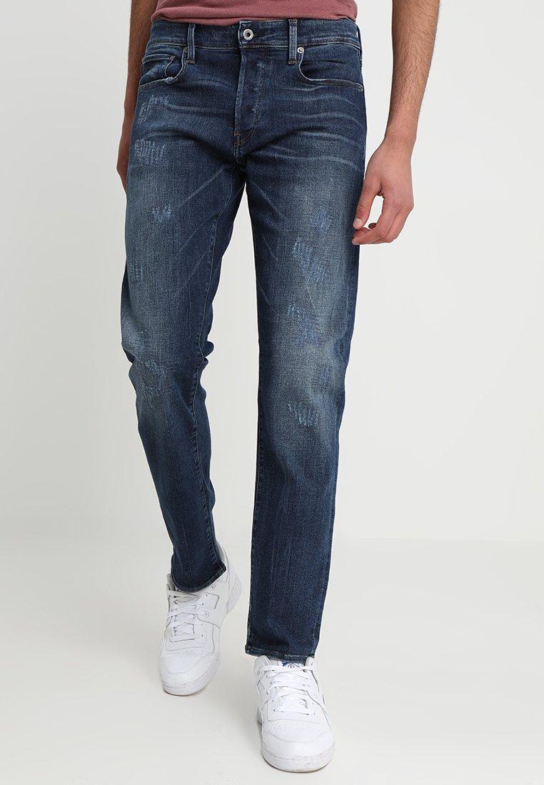 G-Star - 3301 STRAIGHT - Jeans Straight Leg - trender ultimate denim
