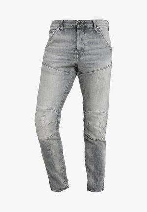 5620 3D SLIM - Slim fit jeans - medium aged antic destroy