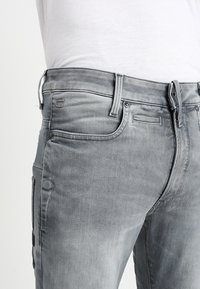 G-Star - Jeans Skinny Fit - wess grey superstretch - 3