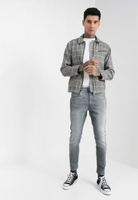 G-Star - Jeans Skinny Fit - wess grey superstretch - 1