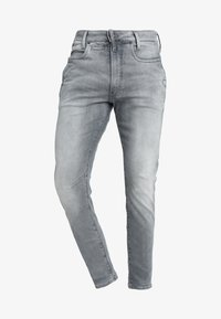 G-Star - Jeans Skinny Fit - wess grey superstretch
