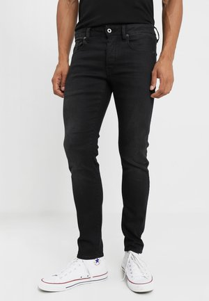 3301 SLIM - Jeansy Slim Fit - dark aged