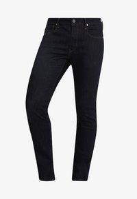 G-Star - 3301 SLIM - Slim fit jeans - visor stretch denim rinsed - 4
