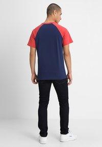 G-Star - 3301 SLIM - Slim fit jeans - visor stretch denim rinsed - 2
