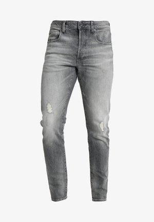 3301 SLIM - Slim fit jeans - medium aged antic