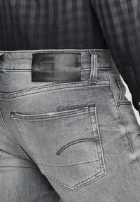 G-Star - 3301 SLIM - Slim fit jeans - medium aged antic - 5