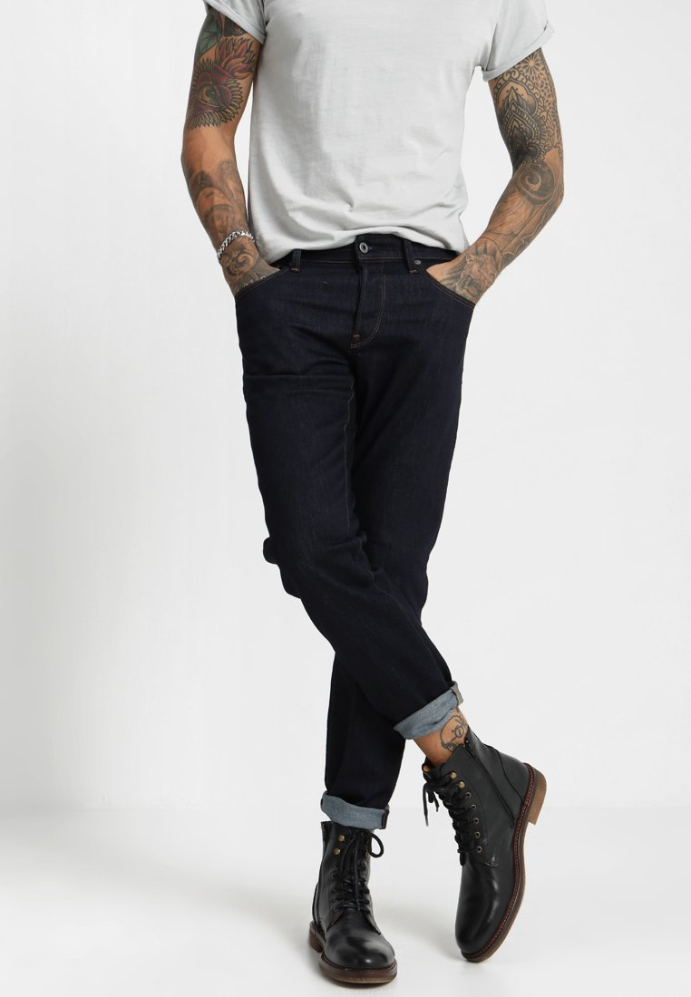 G-Star - 3301 STRAIGHT - Jeans Straight Leg - rinsed