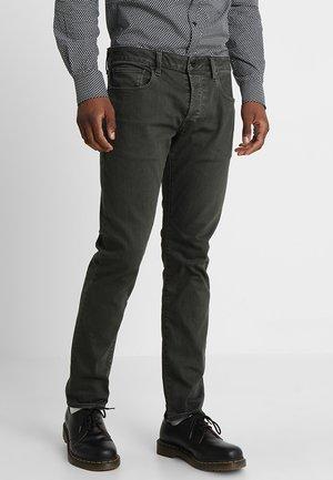 3301 DECONSTRUCTED SLIM COJ - Jeans Slim Fit - loomer petrol rop superstretch