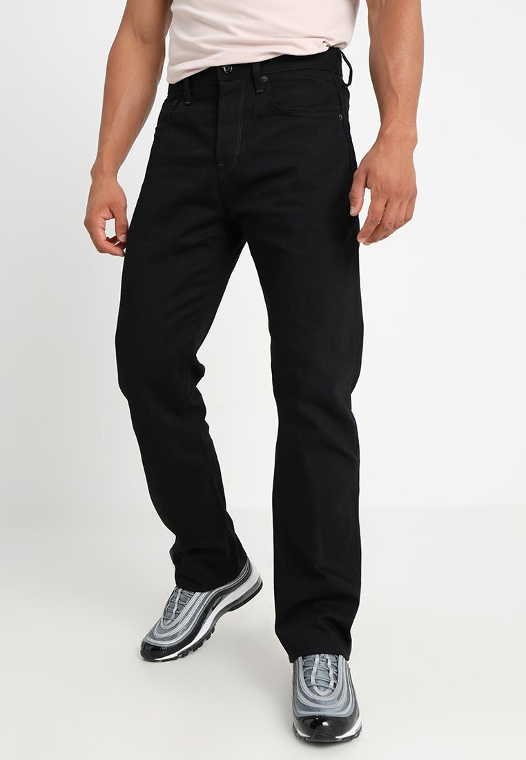 G-Star - 3301 RELAXED - Jeans Relaxed Fit - higa black denim - raw