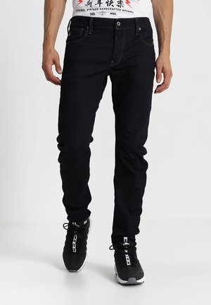 ARC 3D SLIM - Jeans Slim Fit - visor stretch denim rinsed