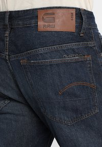 G-Star - 3301-B LOOSE - Relaxed fit jeans - dark-blue denim - 5