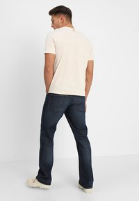 G-Star - 3301-B LOOSE - Relaxed fit jeans - dark-blue denim - 2