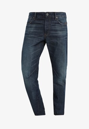 ARC 3D RELAXED TAPERED - Relaxed fit jeans - higa denim/dark aged