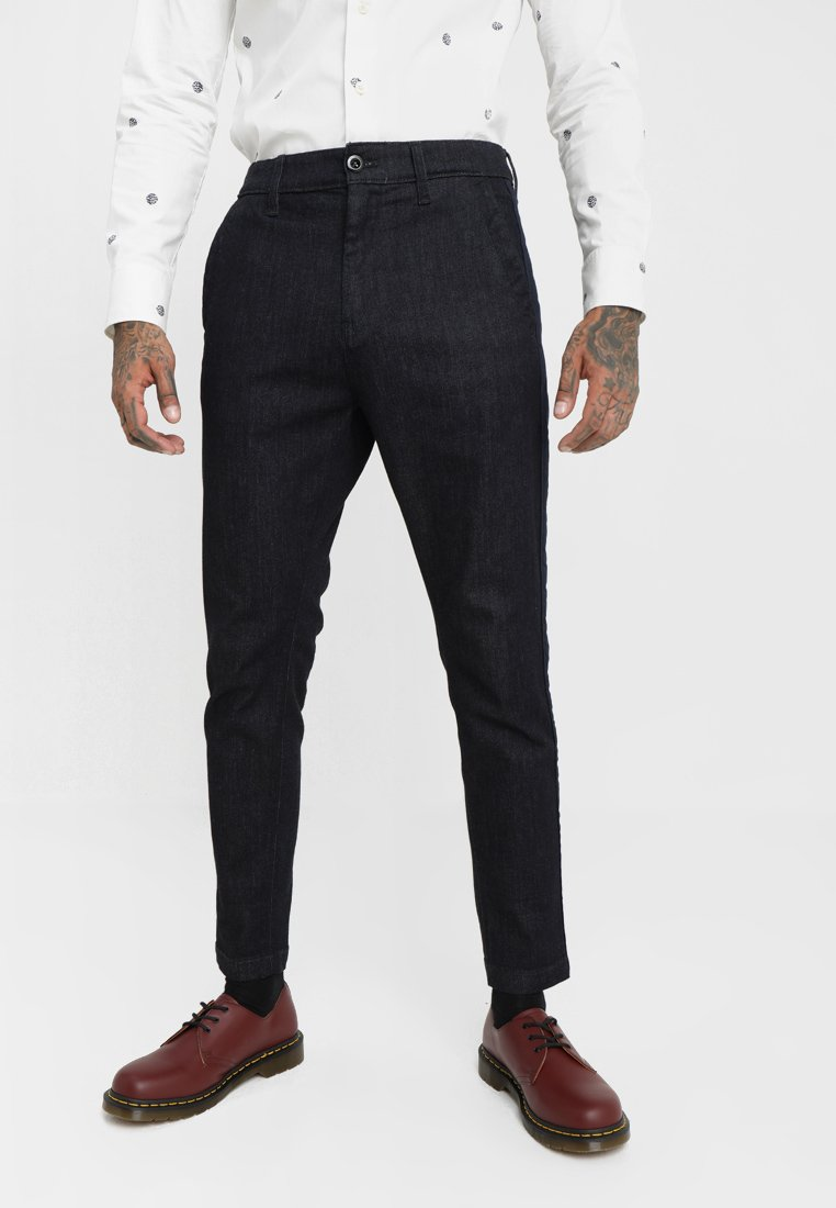 G-Star - BRONSON TUXEDO - Jeans Tapered Fit - elto superstretch