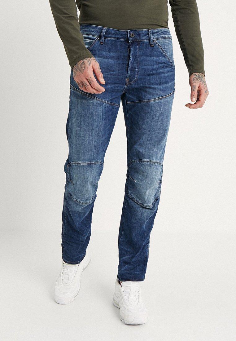 G-Star - 5620 3D STRAIGHT - Jeans Straight Leg - medium indigo aged