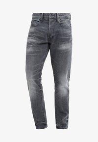 kess grey stretch denim/light aged