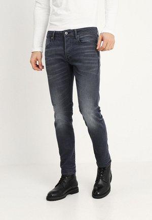 3301 SLIM - Slim fit jeans - kess grey denim medium aged
