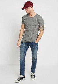 G-Star - 3301 SLIM - Jeans slim fit - elto superstretch medium aged - 1
