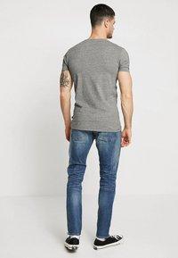 G-Star - 3301 SLIM - Jeans slim fit - elto superstretch medium aged - 2