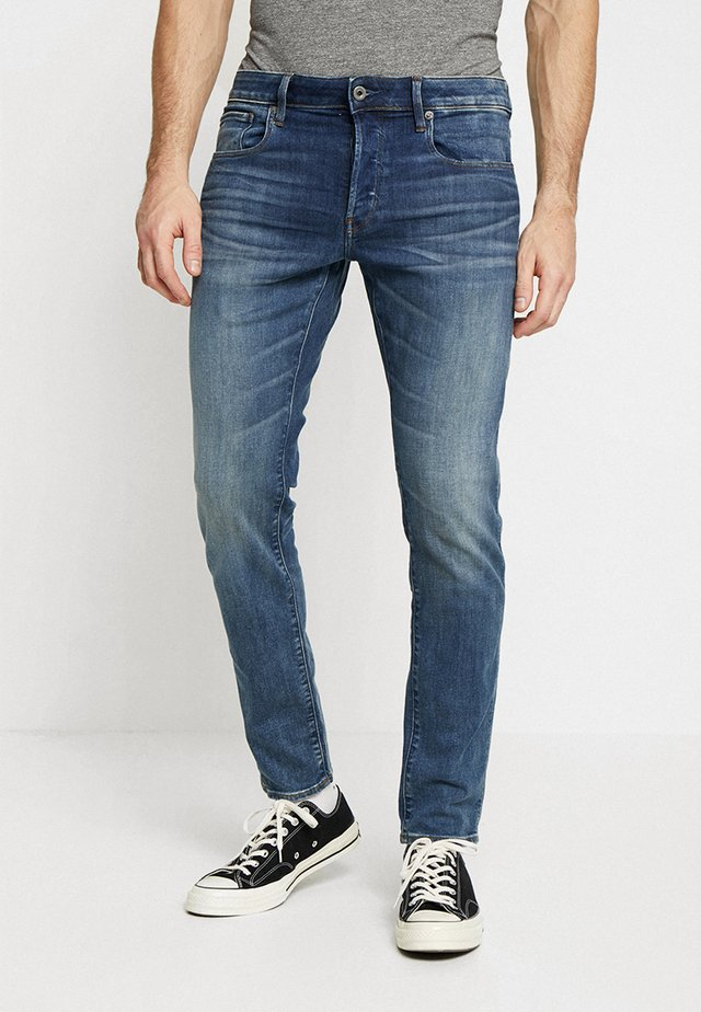 3301 SLIM - Slim fit jeans - elto superstretch medium aged