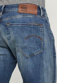 G-Star - 3301 SLIM - Jeans slim fit - elto superstretch medium aged - 5