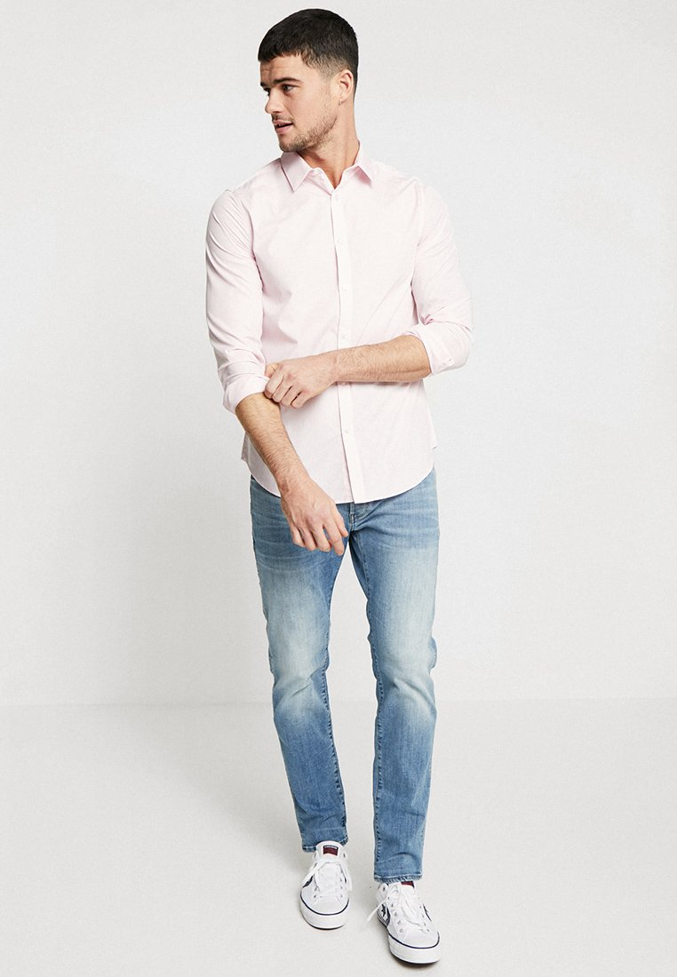 3301 SLIM Slim fit jeans elto superstretch lt indigo aged
